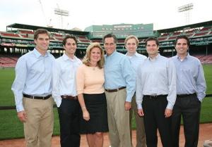 Romneyfamily